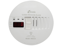Kidde Carbon Monoxide Alarm Professional Mains Digital 230 Volt