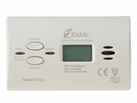 Kidde Carbon Monoxide Alarm Digital 10 Year