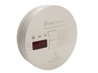 Kidde Carbon Monoxide Alarm Professional Mains Digital 230 Volt 230V
