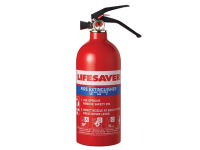 Kidde Lifesaver Multi-Purpose Fire Extinguisher 1.0kg ABC
