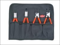 Knipex Circlip Pliers Set in Roll (4)