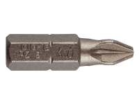 KWB Standard Screwdriver Bits PZ2 (Pack of 3)