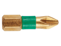 KWB Diamond Coated Screwdriver Bit PH1