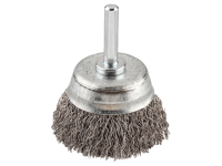 KWB HSS Crimped Cup Brush 50mm Coarse