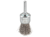 KWB HSS Crimped Corner End Brush 25mm Coarse