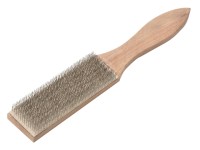 Lessmann Steel File Cleaning Brush