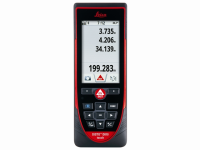 Leica Geosystems DISTO™ D810 Touch Screen Laser Distance Meter 200m Kit