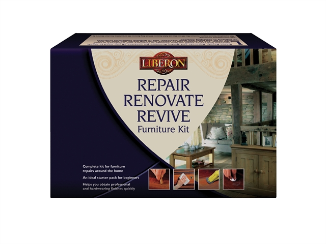 Liberon Furniture Repair Kit