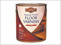 Liberon Natural Finish Floor Varnish Clear Matt 2.5 Litre