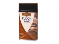 Liberon Wood Floor Wax Clear 1 Litre