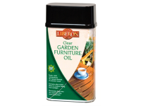 Liberon Garden Furniture Oil Clear 1 Litre
