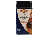 Liberon Spirit Wood Dye Georgian Mahogany 1 Litre