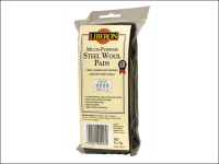 Liberon Steel Wool 0000 (4x7g)