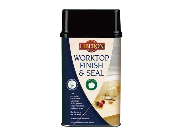Liberon Worktop Finish & Seal 500ml