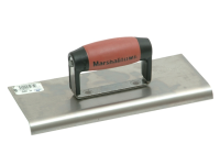 Marshalltown M192SS Cement Edger Stainless Steel Durasoft® Handle 250 x 100mm (10 x 4in)