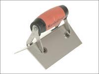 Marshalltown 67SSD Stainless Steel External Corner Trowel Square DuraSoft® Handle