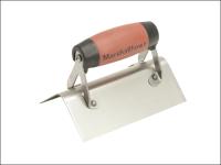 Marshalltown 68SSD Stainless Steel External Corner Trowel Rounded DuraSoft® Handle
