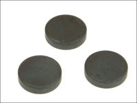 E-Magnets 602 Ferrite Disc Magnet 30mm (card 10)