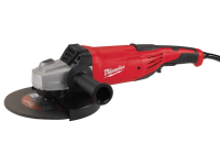 Milwaukee AG22-230DMS 230mm Angle Grinder 2200 Watt 240 Volt 240V