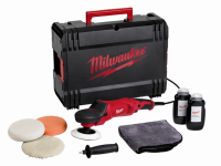 Milwaukee AP 14-2 200ESET 200mm Polisher Set 1450 Watt 240 Volt 240V