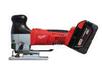 Milwaukee M28 HD28 JSB-32C Heavy-Duty Body Grip Cordless Jigsaw 28 Volt 2 x 3.0Ah Li-Ion 28V