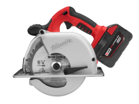 Milwaukee M28 HD28 MS-32C 174mm Heavy-Duty Metal Saw 28 Volt 2 x 3.0Ah Li-Ion 28V