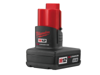 Milwaukee M12 M12BX REDLITHIUM-ION™ Battery 12 Volt 3.0Ah Li-Ion 12V