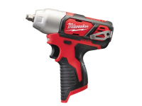 Milwaukee M12 BIW38-0 Sub Compact 3/8in Impact Wrench 12 Volt Bare Unit 12V
