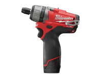 Milwaukee M12 CD-202C Fuel™ Compact Screwdriver 12 Volt 2 x 2.0Ah Li-Ion 12V