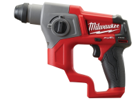 Milwaukee M12 CH-0C Fuel™ SDS Hammer 12 Volt Bare Unit 12V