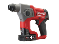 Milwaukee M12 CH-402C Fuel™ SDS Hammer 12 Volt 2 x 4.0Ah Li-Ion 12V