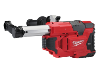Milwaukee M12 DE-0 Universal Dust Extractor 12 Volt Bare Unit 12V