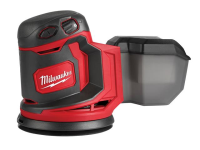 Milwaukee M18 BOS125-0 Random Orbital Sander 12V Bare Unit