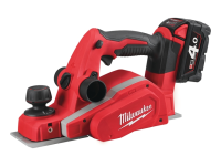 Milwaukee M18 BP-402C Planer 18 Volt 2 x 4.0Ah Li-Ion 18V