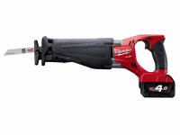 Milwaukee M18 CSX-402C Fuel™ SAWZALL® Reciprocating Saw 18 Volt 2 x 4.0Ah Li-Ion 18V
