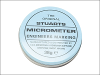 Miscellaneous Tin of Micrometer Marking Blue