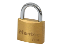 Master Lock V Line Brass 35mm Padlock - Keyed Alike 142