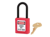 Master Lock Lockout Padlock – 38mm Body & 6mm Composite Nylon Shackle