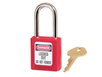 Master Lock Lockout Padlock – 38mm Body & 6mm Hardened Steel Shackle