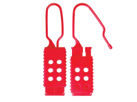 Master Lock Lockout Nylon Hasp - Non Conductive