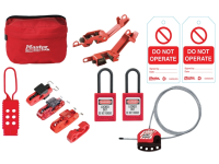 Master Lock General Maintaince Lockout / Tagout Kit