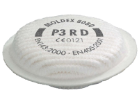 Moldex P3 Filters For 8000 & 5000 Series Box of 8