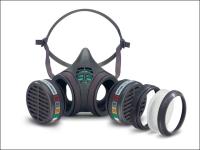 Moldex Reusable Half Mask ABEK1 P3 R D Size M
