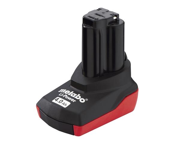 Metabo Battery Pack 10.8 Volt 4.0Ah Li-Ion 10.8V