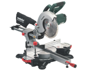 Metabo KGS-216MN 216mm Sliding Mitre Saw 1500 Watt 240 Volt 240V