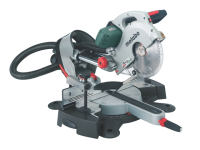 Metabo KGS-254 Plus 254mm Double Bevel Mitre Saw 240 Volt 240V