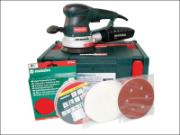 Metabo SXE-450 150mm Variable Speed Dual Orbit Sander Pro Pack 350 Watt 240 Volt 240V