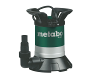Metabo TP 6600 Submersible Pump 250 Watt 240 Volt 240V