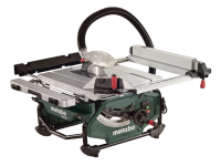 Metabo TS216 216mm Table Saw 1500 Watt 240 Volt