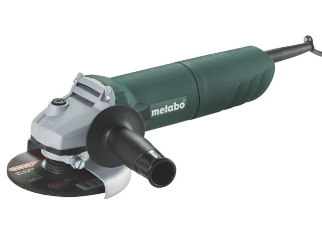 Metabo W-1080-125 125mm Angle Grinder 1080 Watt 240 Volt 240V
